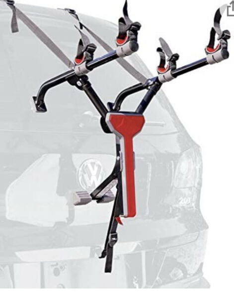 Allen Sports Ultra Compact 2 Bicycle Trunk Mounted Bike Rack Carrier model MT2 $40.00