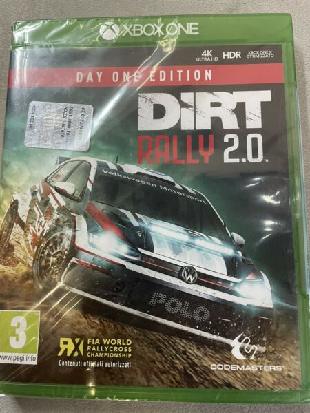 Dirt Rally 2.0 Day One Xbox One European $25.00