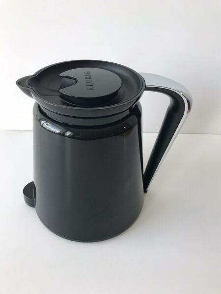 Keurig Black Carafe with Lid Replacement Spare