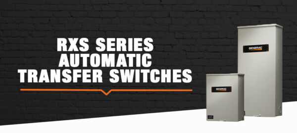 Generac RXSC100A3 Single Phase Smart Transfer Switch. Brand New in Sealed Box. $485.00