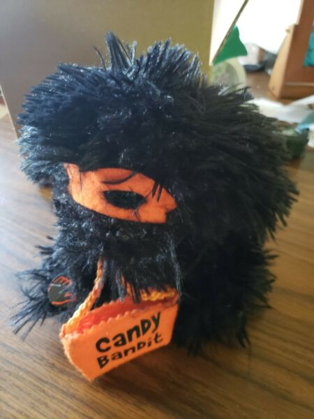 Candy Bandit Halloween Dog That Dances to Monster Mash by Dan Dee Collector#x27;s $15.00