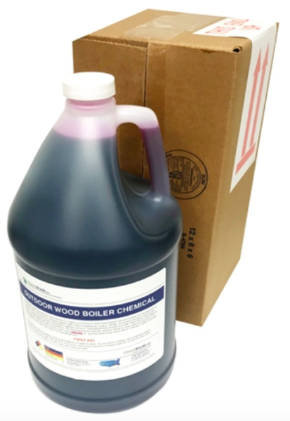 ChemWorld Outdoor Boiler Chemical Treatment treats to 500 gallons $109.99