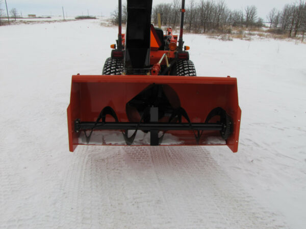 Everest 84 inch snowblowers now on sale!