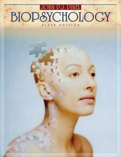Biopsychology by John J. P. Pinel 2005 CD ROM Hardcover Revised