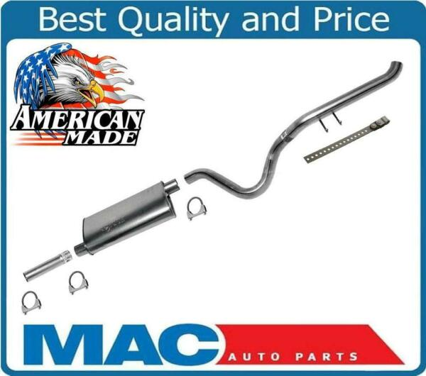 98-99 Dodge Durango  17749 With Dynomax Muffler Performance Exhaust