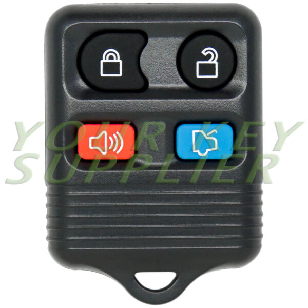 New Replacement Keyless Entry Remote Key Fob Transmitter for Ford CWTWB1U345