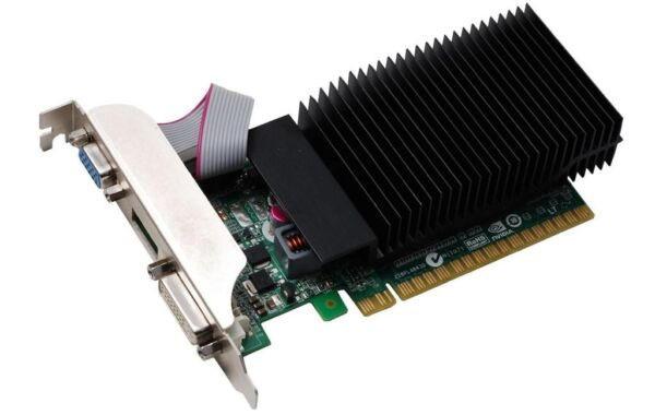 Inno3D Geforce G210 1 GB PCI Express Video Graphics Card Low profile Win7 8 10 $44.25