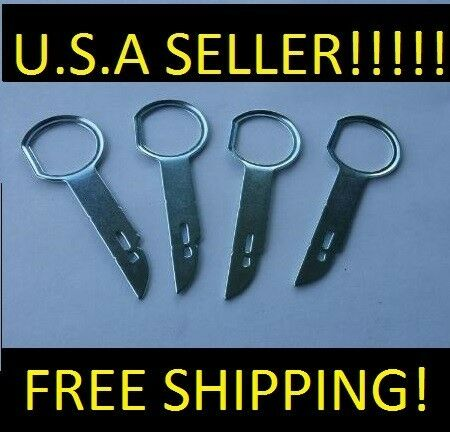 Audi  Mercedes Benz VW Radio Removal Tools Tool Key Stereo Radio Replacement Set