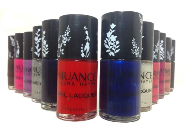 Salma Hayek Nuance nail laquer polish YOU Choose BUY 2 GET 1 FREE ADD 3 TO CART