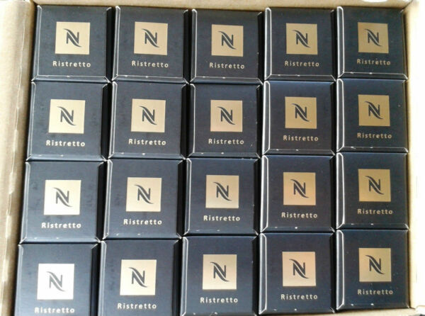 200 NESPRESSO CAPSULES - SELECT THE FLAVOUR - ALL FLAVORS AVAILABLE - FRESH