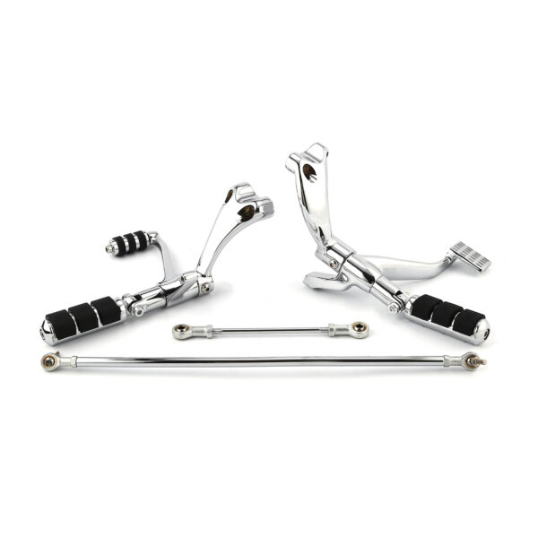 Forward Control Foot Pegs Levers Linkages For Harley Sportster XL 1200 883 04 13 $104.89