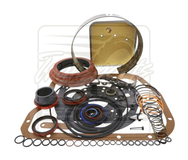Dodge A518 A618 Red Eagle Performance Transmission Rebuild Kit 94-02 Level 2