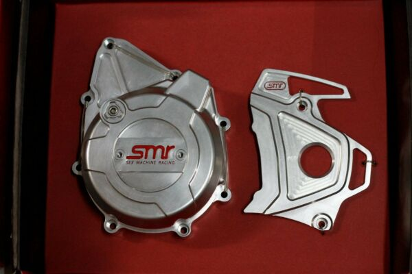 SMR (SMR Factory Taiwan ) CNC StatorLeft Crankcase Cover for MSX 125  GROM 125