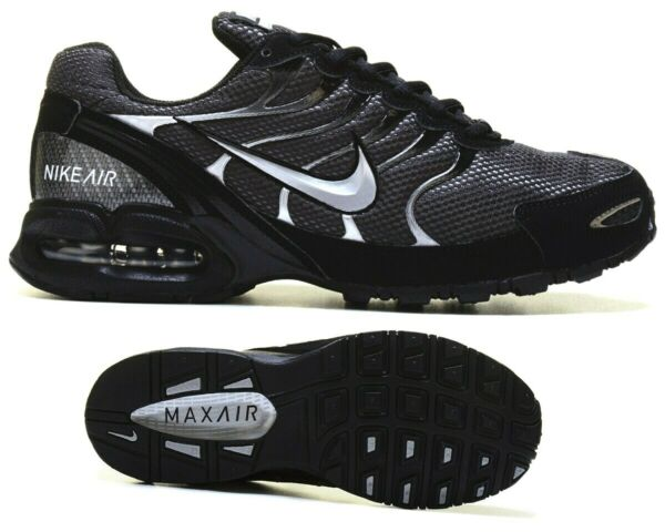 New NIKE Air Max Torch 4 Running Shoes Mens all sizes black/anthracite