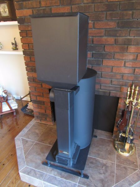 Liberator Rocket Stove Wood Heater NOW GET A  FREE PELLET HOPPER !