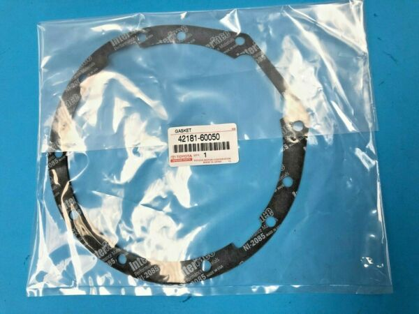 GENUINETOYOTA TACOMA amp; 4RUNNER42181 60050 Gasket Rear Differential Carrier #2 $16.99