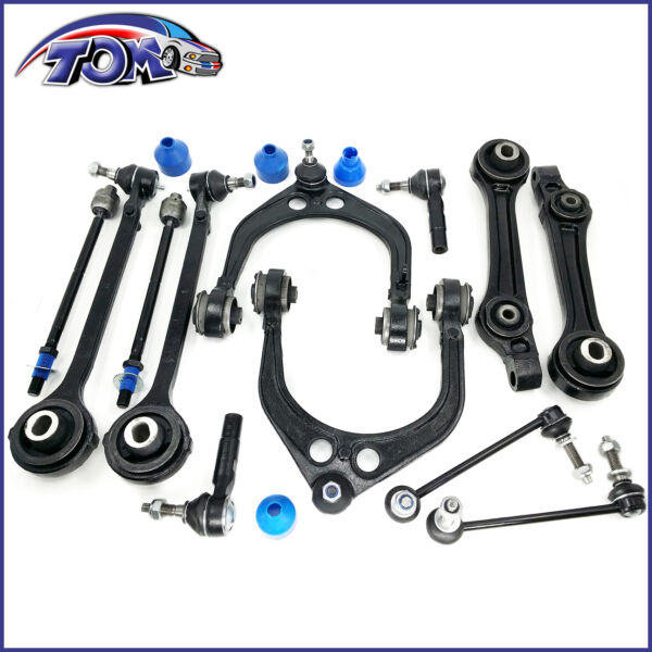 NEW 12PC SUSPENSION STEERING KIT CHRYSLER 300 05-10 DODGE CHARGER DODGE MAGNUM