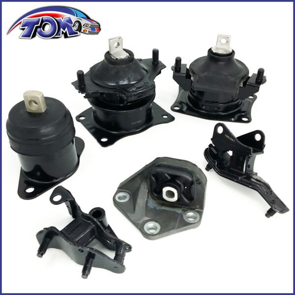 BRAND NEW ENGINE MOTOR MOUNTS FOR 03-07 HONDA ACCORD 2.4L