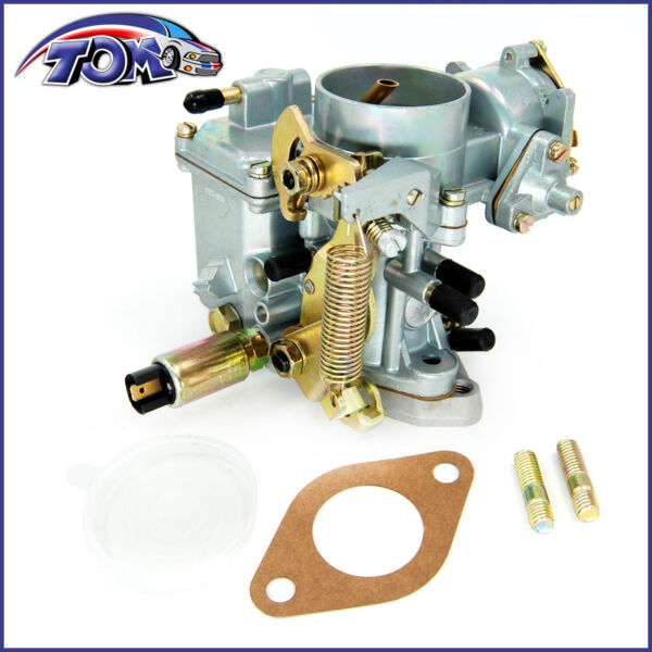 New Carburetor For VW Beetle 30 31 Pict 3 Type 1amp;2 Bug Bus Ghia 113129029A $67.07