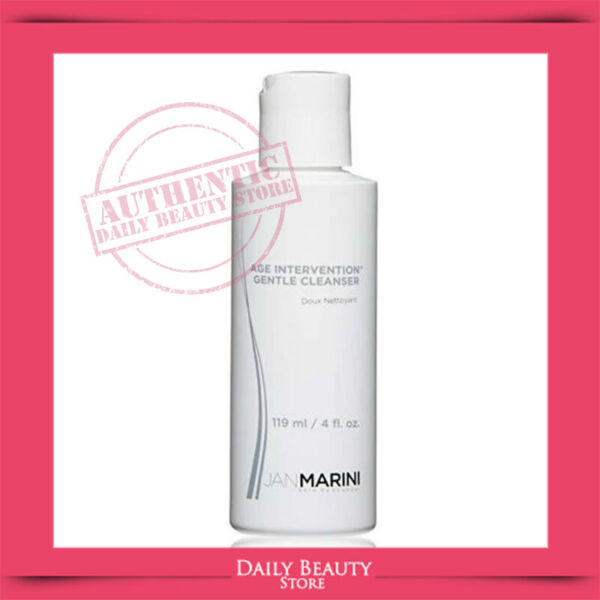 Jan Marini Age Intervention Gentle Cleanser 120ml 4oz NEW FAST SHIP