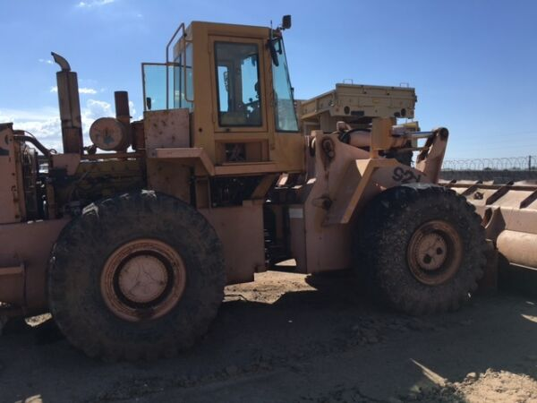 Case 921 B Wheel Loader Selling Parts off this Unit Parts Only
