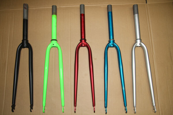 700C Cycling Racing Road Bike Carbon Steel Front Fork $34.99