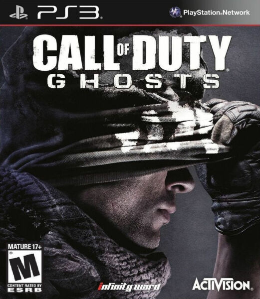 Call of Duty: Ghosts PS3 New