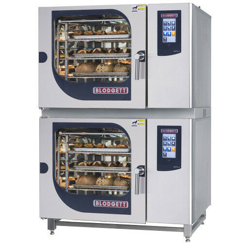 Blodgett BCT-62-62E Double Electric Combination-OvenSteamer