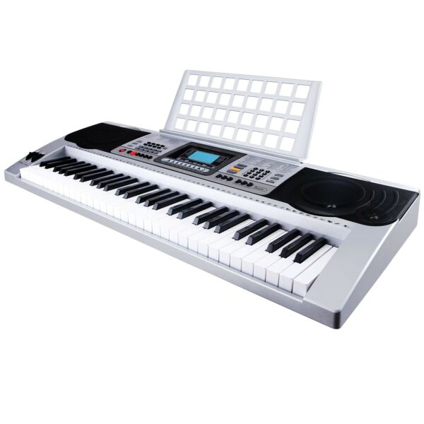 61 Key Music Electric Keyboard Touch Sensitive Electronic Digital Piano Organ