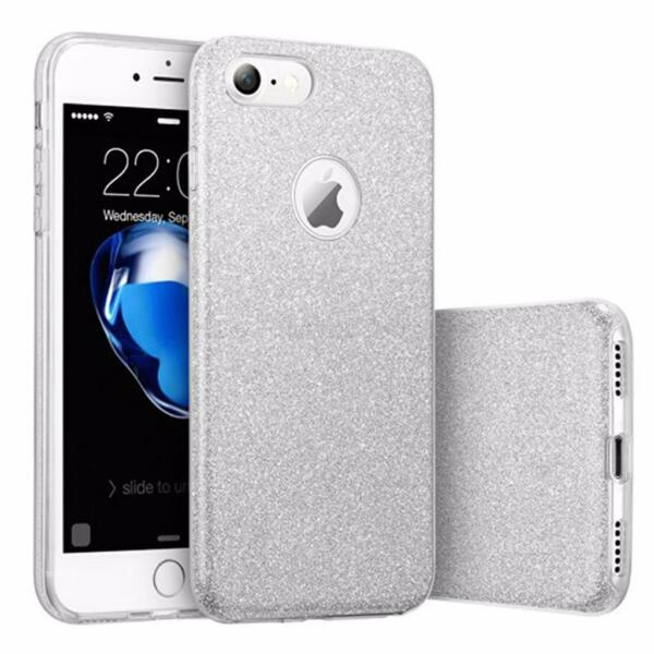 New Luxury For iPhone 7 7Plus Ultra Thin Crystal Bling Glitter Hard Cover Case $8.99
