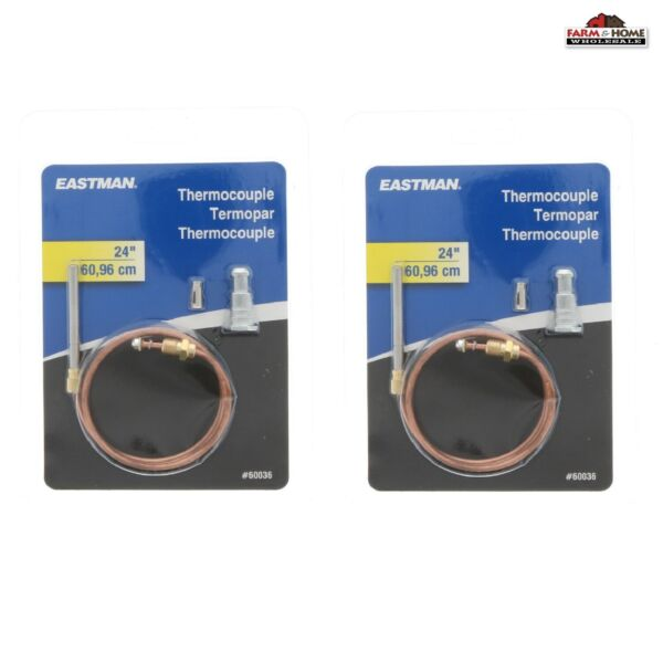 2 24quot; Thermocouple Heating Gas Pilot Light New $15.88