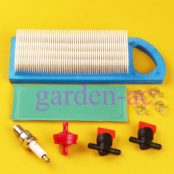 697015 Air filter Tune-Up Kit for BRIGGS & STRATTON 697153 698083 795115 697014