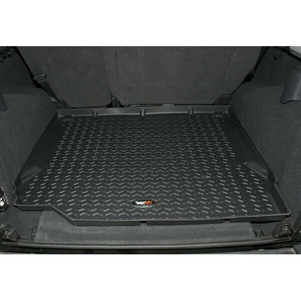 Rugged Ridge 12975.01 - 07-15 Jeep Wrangler Cargo Liner / Mat  All Terrain  NR !