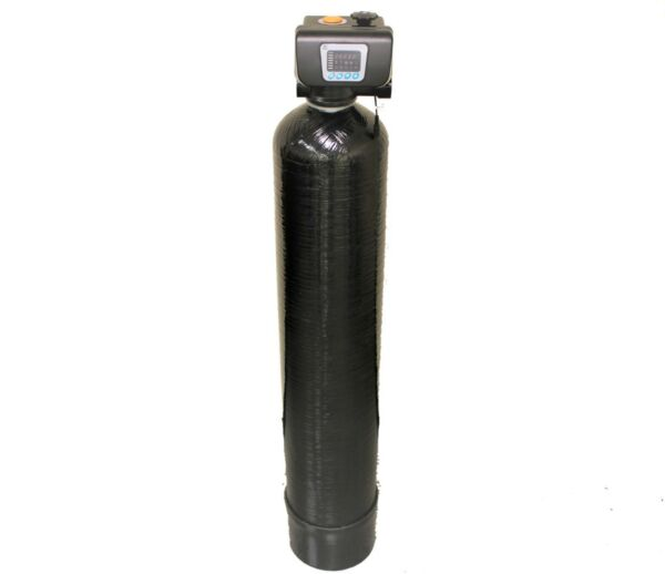 Whole House Water Filter System GAC Carbon 1 Cu Ft Automatic Valve Electric NSF