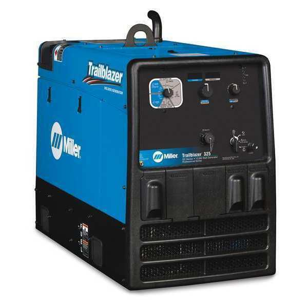 MILLER ELECTRIC 907510001 Engine Driven Welder, Trailblazer 325