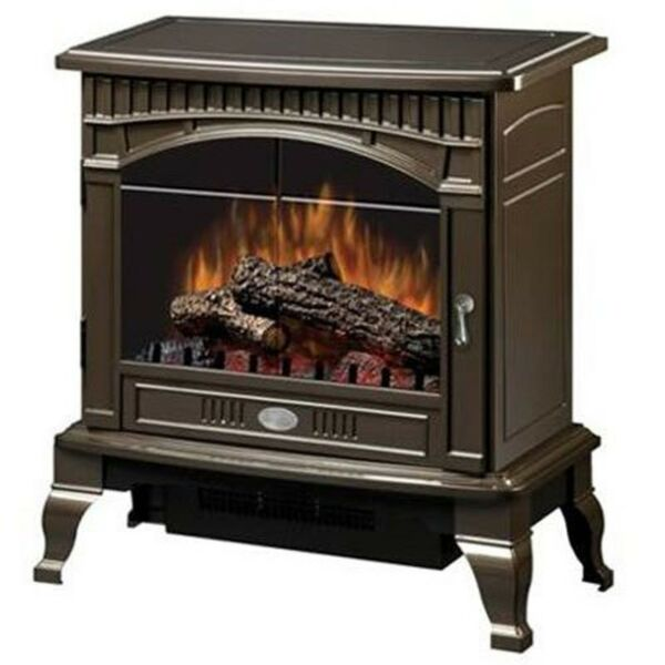 Dimplex North America DS5629BR Traditional Electric Stove Bronze 151396