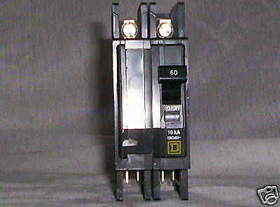 Intertherm 60 amp Electric Furnace Breaker part # 632249