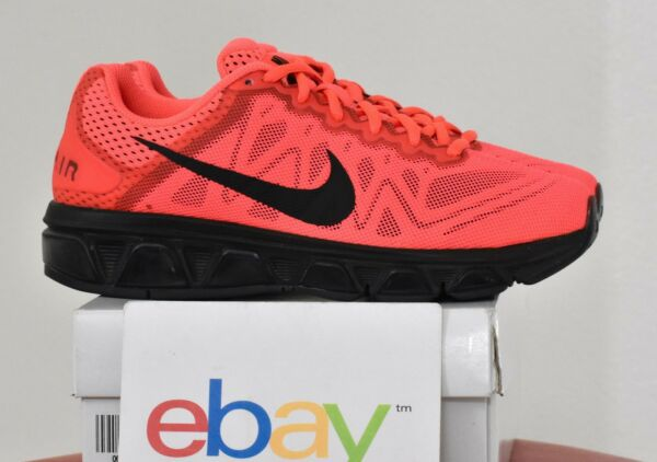 New Womens Nike Air Max Tailwind 7 HYPER PUNCH Sizes 6.5-11 black infrared 600 B