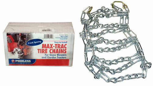 1 Pair MTDCraftsman Snow Blower Tire Chains S43 400x480x8480x400x8400 480 8
