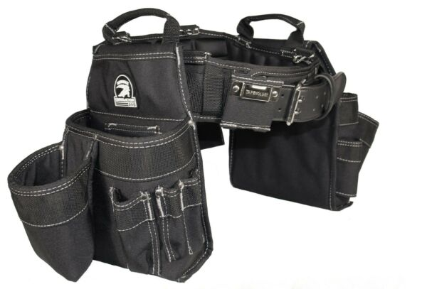 Gatorback B140 Professional Carpenters Tool Belt Combo. Various Sizes (S - 3XL)