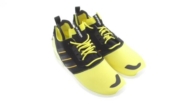 Adidas Men ZX 8000 Boost yellow cblack B26369