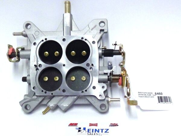 AED 6460 Double Pumper 650 800 Baseplate Holley 4150 Carb Assembled $114.99