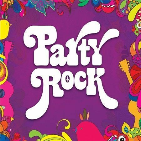 PARTY ROCK by Time Life - 10 Music CD Set 150 Hits - 60s-70s Rock, Dance, Soul