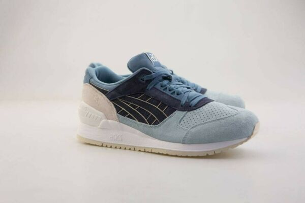 $120 Asics Tiger Men Gel-Respector blue india ink H720L-5858
