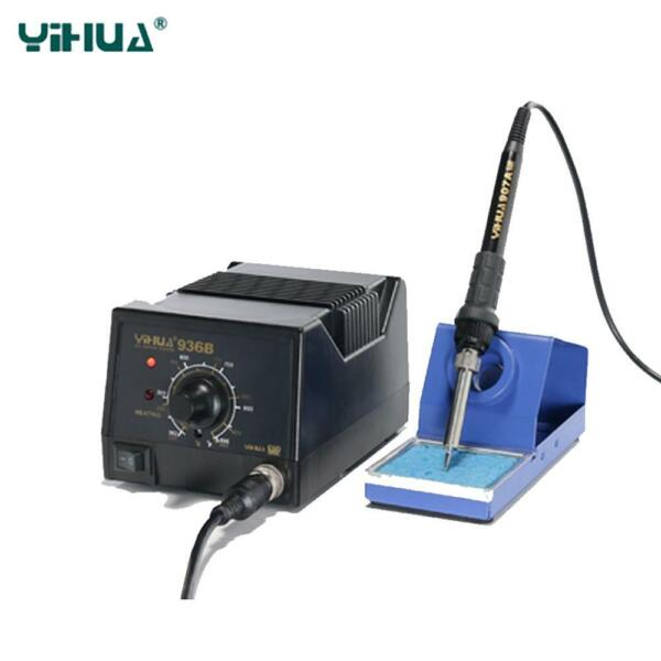 936B 110V ESD SMD Welding Iron Soldering Station Desolder Welder High Quality