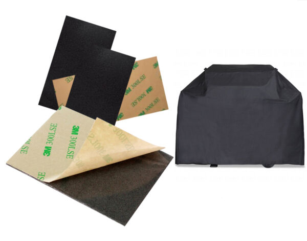 Barbeque Grill Cover Repair Patch Kit