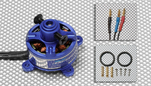 Exceed RC Legend Motor 1806-2000Kv for Light Weight Planes & Small Quads Drone