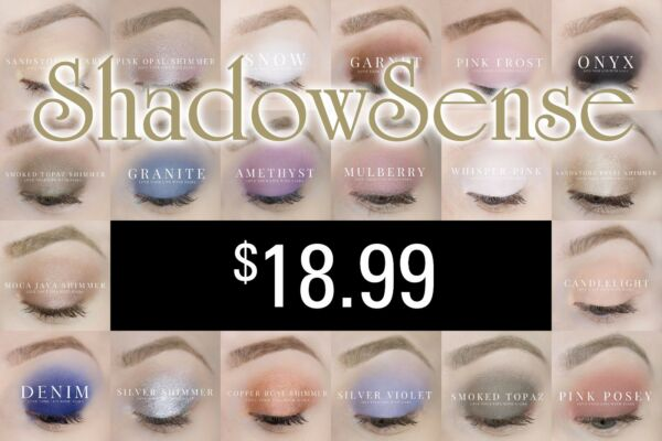 ShadowSense by SeneGence Long Lasting Eye Shadow. Free Shipping.