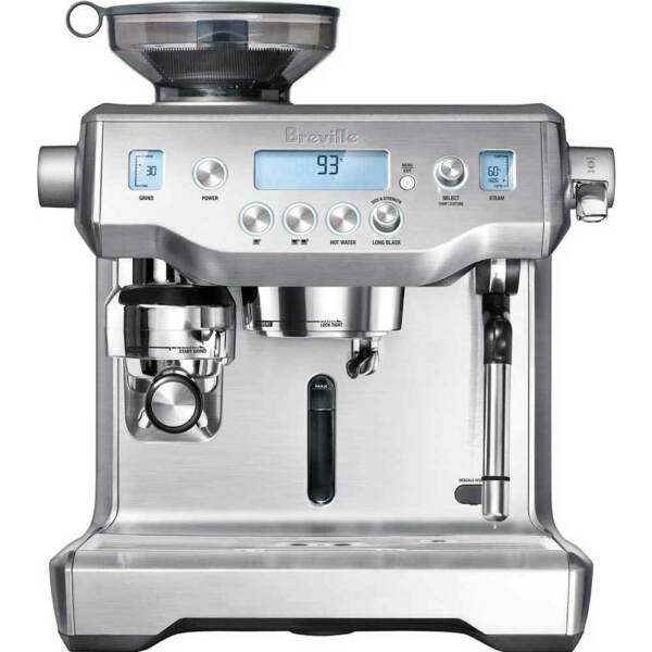 Breville BES980BSS Oracle 1800W Coffee Machine RRP $2699.95