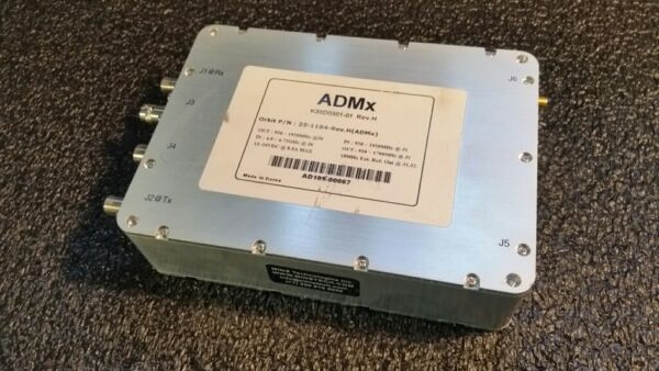 ORBIT Marine P.N. 25-1184 ADMX module for AL-71037107 & Ocean TRx systems